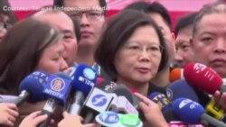 美高官:盼台海两岸建立基础维护台海稳定