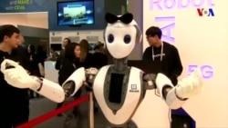 Amerika iş yerlərində robotların sayı rekord səviyyədədir