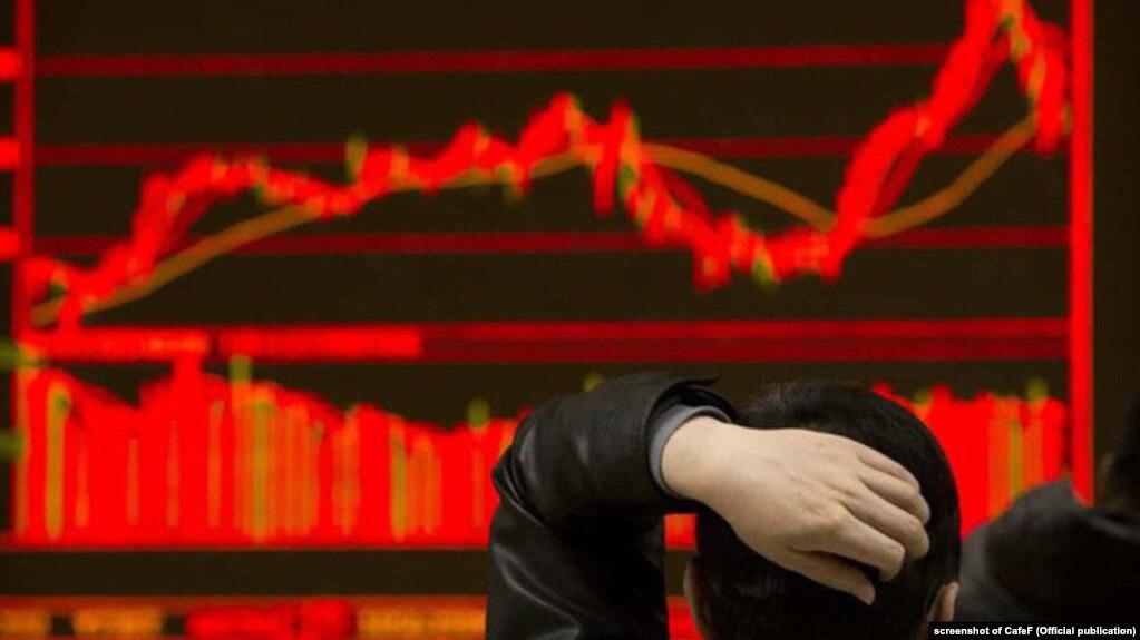Thị trường chứng khoán Việt Nam lao dốc liên tiếp trong ngày 18 và 19/6/2018