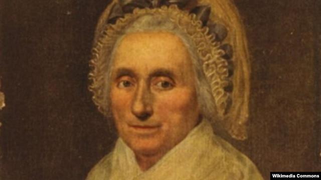 Bà Mary Washington - mẹ Tổng thống đầu tiên của nước Mỹ, George Washington