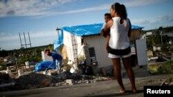 El huracán María que azotó Puerto Rico en septiembre de 2017 dejó 4.600 muertos según un estudio independiente divulgado el martes, 29 de mayo, de 2018.