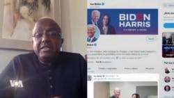 L'analyste René Lake explique pourquoi Joe Biden a choisi Kamala Harris