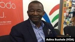 Tomás Vieira Mário, jornalista moçambicano
