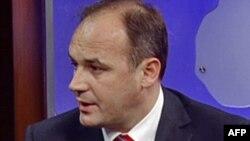Ministar spoljnih poslova Kosova Enver Hodžaj (arhivska fotografija)