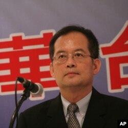台湾外交部国际组织司司长章文梁