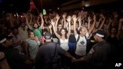 Тель-Авив. 24 июня 2012 г.