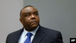 Jean Pierre Bemba yahoze ari icegera ca mbere c'umukuru w'igihugu muri Republika iharanira demokarasi ya Kongo.