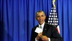 ျမန္မာ လူ႔အခြင့္အေရး Obama အားမရေသး