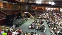 Friday Vigil at TD Arena at the College of Charleston