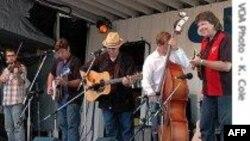 Musiqiçilər Amerikanın ənənəvi musiqi festivalına toplaşırlar