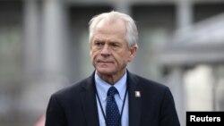 Ông Peter Navarro, cố vấn thương mại Tòa Bạch Ốc.