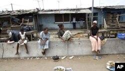 Al'amura sun fara dai-daita a Abidjan,ga 'yan talla.