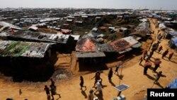 ႐ိုဟင္ဂ်ာ ဒုကၡသည္ သံုးပံုတပံု အကာအကြယ္မဲ႔ UNHCR ထုတ္ျပန္