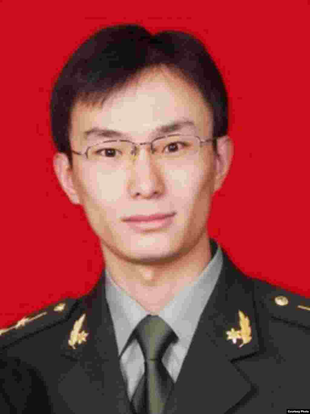 Gu Chunhui,from China's Third Department of the General Staff Department of the People's LIberation Army (3PLA), Second Bureau, Third Office, Military Unit Cover Designator (MUCD) 61398. (FBI photo)
