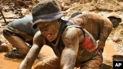 Minérios congoleses causam controvérsia
