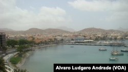 Baia do Mindelo, São Vicente, Cabo Verde