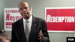 Former U.S. Congressman Melvin Reynolds