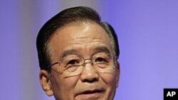 웬자바오 중국 총리(자료사진)