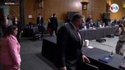 Mike Pompeo da cuenta de las acciones del Departamento de Estado