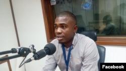 Osvaldo Caholo, professor universitário e tenente das Forças Armadas Angolanas na reforma, fez parte dos 15+2