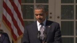 Обама: Правдата ќе биде задоволена!