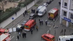 World Leaders, Others, Condemn Attack On Charlie Hebdo