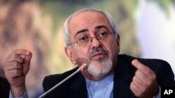 伊朗外長扎里夫。(資料照)