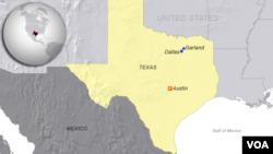 Garland, Texas shtati