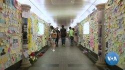 In Taiwan, Many See Hong Kong Protests as Warning