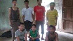 လူကုန္ကူးခံရသူ ျမန္မာနုိင္ငံသား ၂၀ ထိုင္းစစ္တပ္ ကယ္တင္