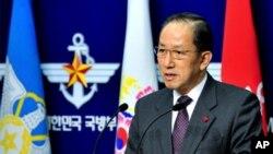 김태영 전 국방장관 (자료사진)
