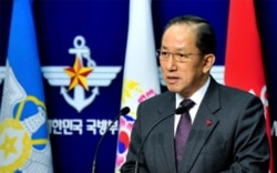 [인터뷰 오디오 듣기] 김태영 전 한국 국방장관