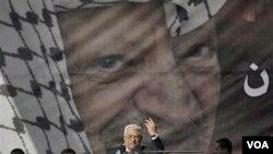 El presidente de la Autoridad Palestina, Mahmoud Abbas, se negó a seguir negociando si los israelíes no paran las construcciones en Cisjordania.