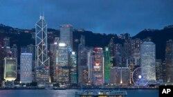 Гонконг (архивное фото)