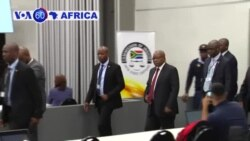 Jacob Zuma yanze gutanga ibisobanuro ku byaha bya ruswa ashinjwa muri Afurika y'epfo
