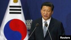 한국을 방문 중인 시진핑 중국 국가주석이 4일 서울대학교에서 학생 500여 명이 참석한 가운데 특별강연을 가졌다.