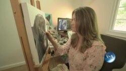 Навіщо американці замовляють портрети своїх домашніх улюбленців і скільки це коштує. Відео