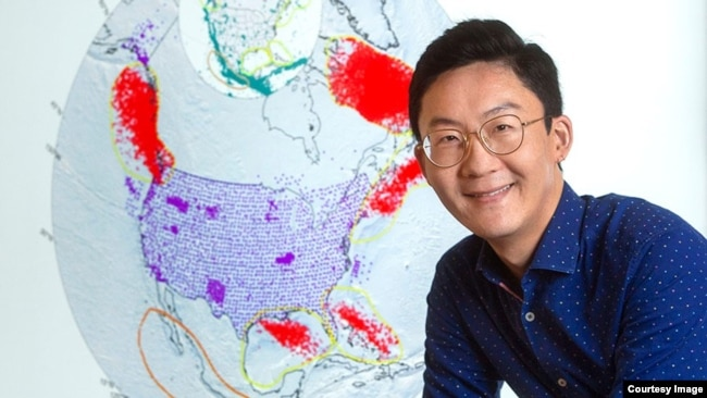 Wenyuan Fan, an assistant professor of Earth, Ocean and Atmospheric Science at Florida State University, uses the term