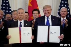 Giới kinh doanh chưa hết lo ngại rằng Mỹ, TQ sẽ gặp khó khăn về thỏa thuận thương mại giai đoạn 2