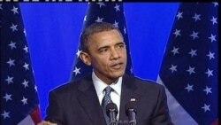 مت ڕامنی و سهرۆک ئۆباما