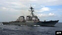 شان اسپایسر، سخنگوی کاخ سفید پیش از این تاکید کرده است ایالات متحده اقدامات تحریک آمیز تهران را در خلیج فارس تحمل نمی کند.