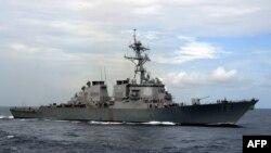USS Mahan စစ္သေဘၤာ