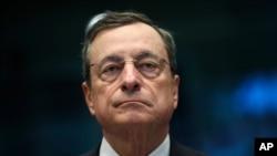 마리오 드라기 이탈리아 총리.