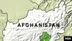 Provinsi Ghazni terletak di bagian timur Afghanistan.