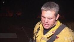 44人在加利福尼亚火灾中被证实死亡