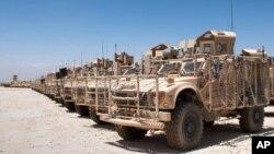 아프간, 미군 철수 앞두고 방탄차 판매 줄어