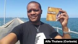 Alfa Thulana, cantor gospel moçambicano