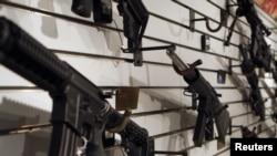 El presidente Barack Obama anunció 23 medidas ejecutivas para reforzar el control sobre las armas de fuego.