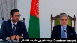 داکتر عبدالله گفته نام شش نامزد وزیر را به رئیس جمهور غنی ارائه کرده است