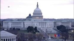 2018-1-23 美國之音視頻新聞: 川普簽署臨時預算 聯邦政府恢復運作